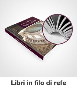 Libri in filo di refe