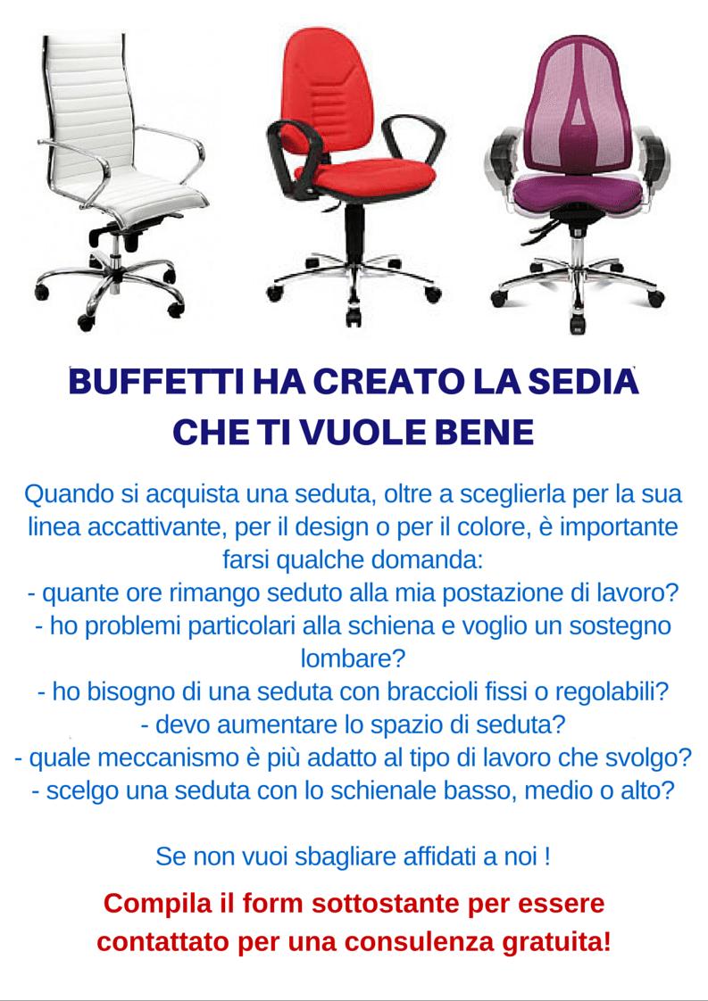 Sedie Ufficio Perugia.Centro Ufficio Srl Affiliato Buffetti Ponte San Giovanni