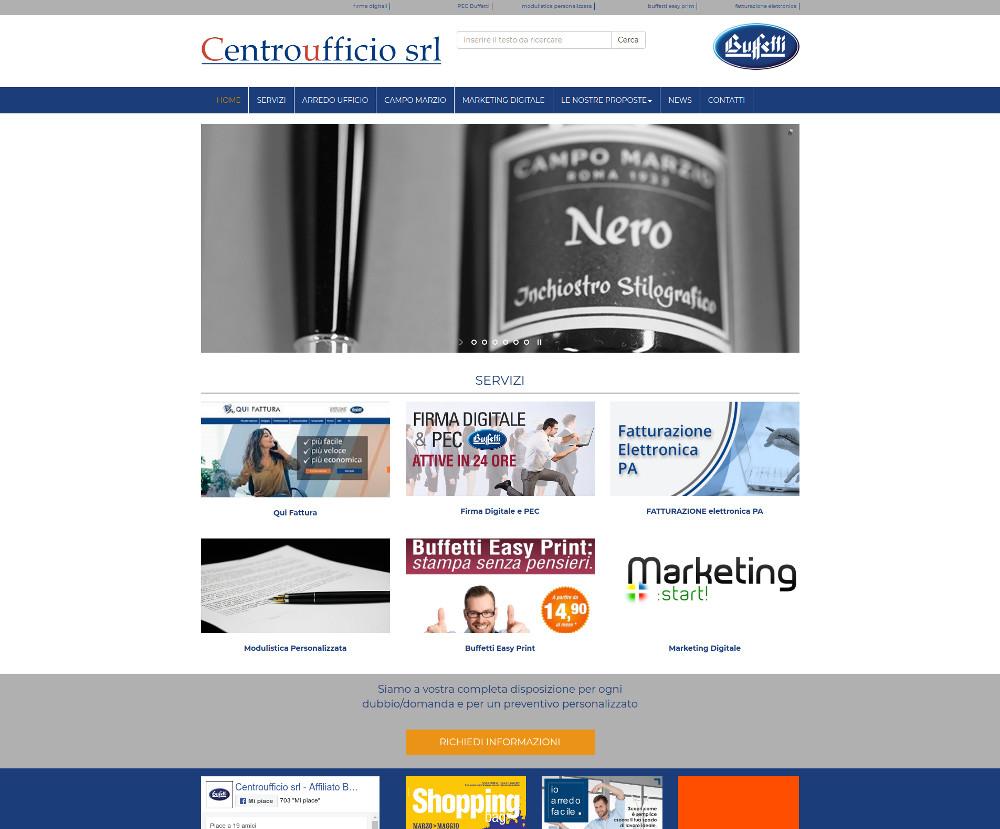 Centro Ufficio Web
