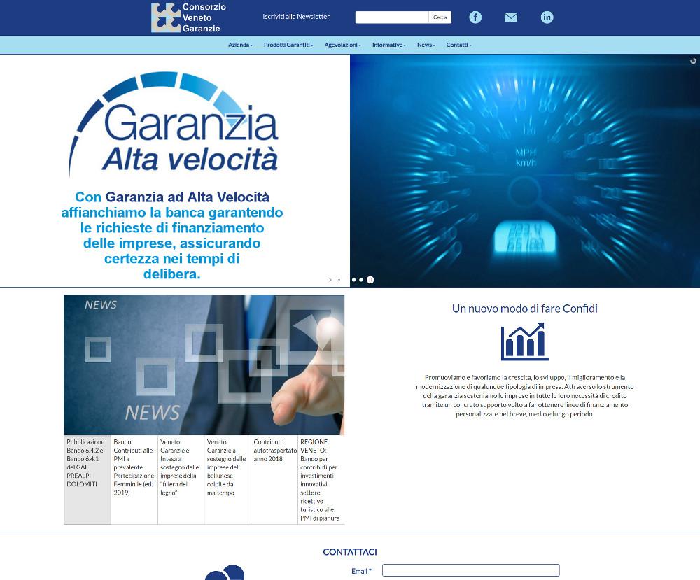 Consorzio Veneto Garanzie