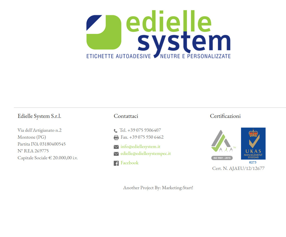 Edielle System