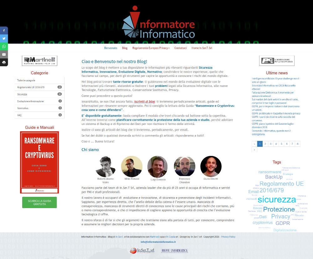 Informatore Informatico