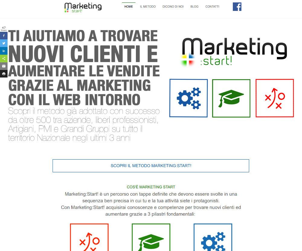 Marketing:Start!