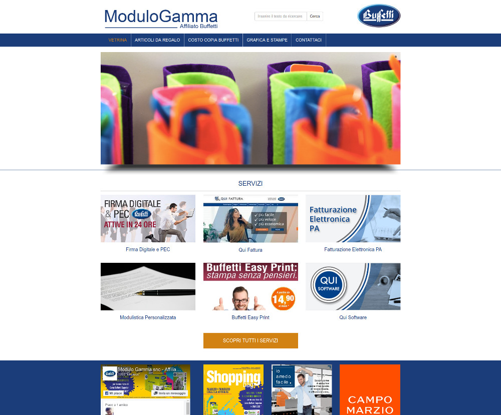 Modulo Gamma