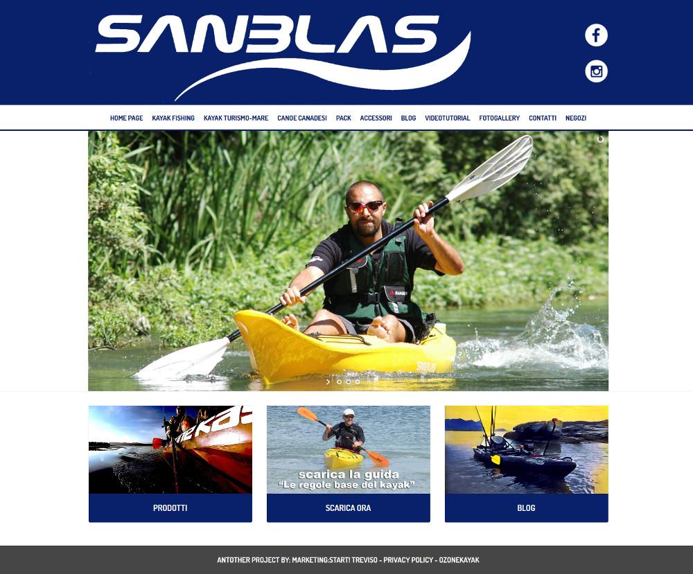 Sanblas Kayak