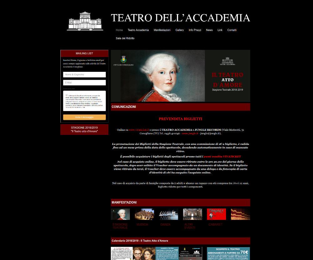Teatro dell'Accademia