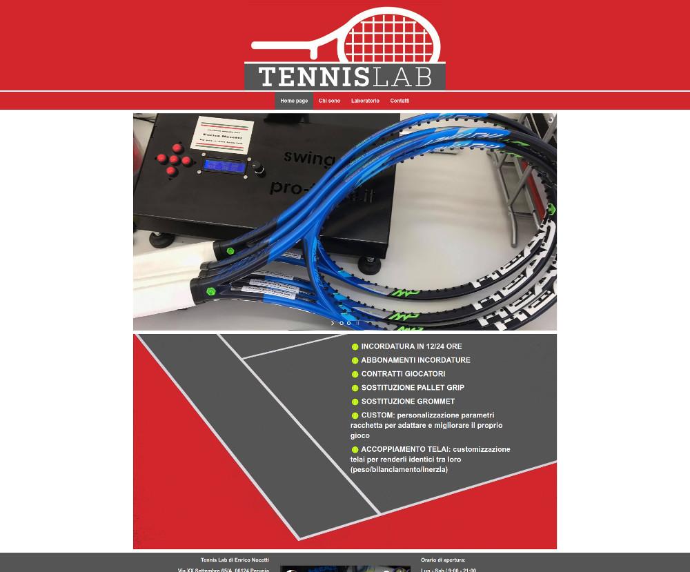 Tennis Lab