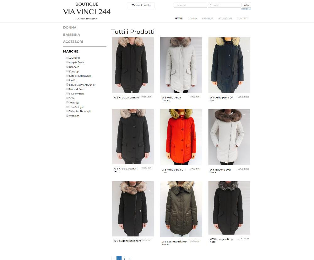 Via Vinci 244